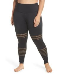 Beyond Yoga - Mesh To Impress High Waist Leggings - Lyst