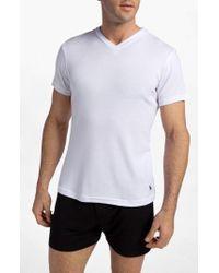 Polo Ralph Lauren - V-Neck T-Shirt, (2-Pack) - Lyst