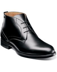 Florsheim Midtown Waterproof Chukka Boot - Black