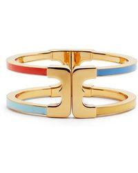 Tory Burch - Gemini Link Ring - Lyst