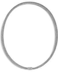 John Hardy - Oval Chain - Lyst