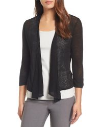 NIC+ZOE - 4-way Convertible Lightweight Cardigan - Lyst