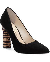Jessica Simpson Accie Pointed Toe Pump - Black