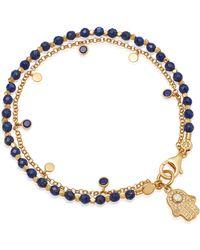 Astley Clarke Hamsa Biography Bracelet - Metallic