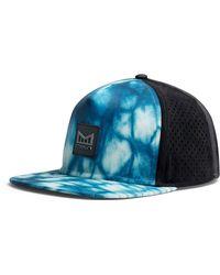 Melin 'the Nomad' Split Fit Snapback Baseball Cap - Blue