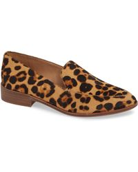 Madewell - The Frances Genuine Calf Hair Loafer - Lyst