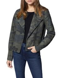 Sanctuary - Peace Rider Suede Jacket - Lyst