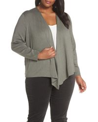 NIC+ZOE - 4-way Convertible Cardigan - Lyst