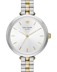 Kate Spade - Holland Bracelet Watch - Lyst
