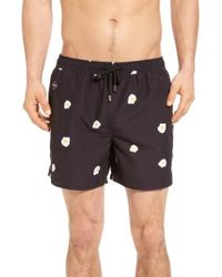 Nikben - Benedict Swim Trunks - Lyst