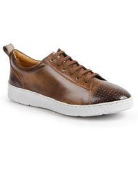 Sandro Moscoloni - Myron Perforated Sneaker - Lyst