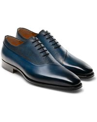 Magnanni - Vaughan Water Resistant Plain Toe Oxford - Lyst