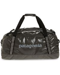 Patagonia Black Hole Recycled Water Repellent 60-liter Duffle Bag - Red