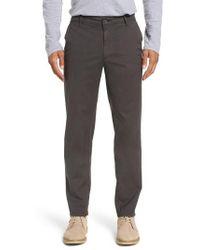 AG Jeans - Marshall Slim Straight Leg Chino Pants - Lyst