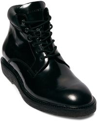 AllSaints - Mak Mid Boot - Lyst