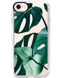 Casetify - Monstera Iphone 6/6s/7/8 And 6/6s/7/8 Plus Case - Lyst