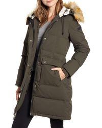 Get Sam Edelman Faux Fur Coat Background