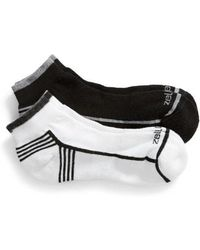 Zella - 2-pack Low-cut Fitness Socks - Lyst