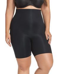 Spanx - Spanx Power Conceal-hertm High Waist Extended Length Shorts - Lyst