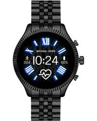 Michael Kors Gen 5 Lexington Black-tone Smartwatch