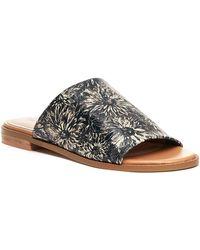 Kelsi Dagger Brooklyn Ruthie Slide Sandal - Multicolour