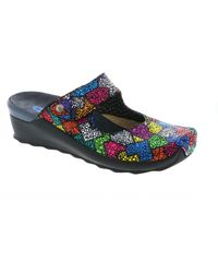 Wolky - 'up' Mary Jane Clog - Lyst