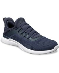 Athletic Propulsion Labs Techloom Tracer Knit Training Shoe - Blue