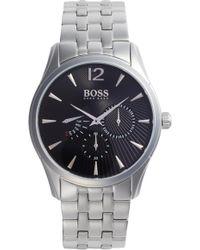 BOSS - Commander Multifunction Bracelet Watch - Lyst