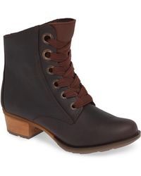 Chaco - Cataluna Waterproof Lace-up Boot - Lyst