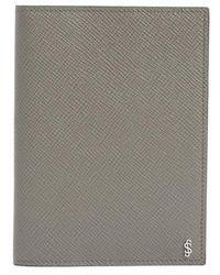 Stefano Serapian Evolution Leather Passport Cover