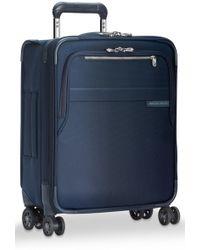 Briggs & Riley - 21-inch Baseline International Rolling Carry-on - Lyst