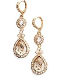 Givenchy - Wingate Drop Earrings - Lyst