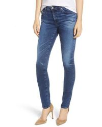 AG Jeans - Prima Skinny Jeans - Lyst
