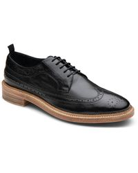 Gordon Rush Bryce Wingtip - Black