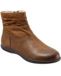Softwalk® | Softwalk 'hanover' Leather Boot | Lyst