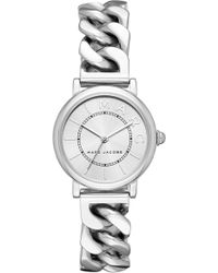 Marc Jacobs - Mj3593 Ladies Classic Silver - Lyst
