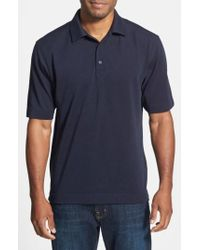 Cutter & Buck | 'championship' Classic Fit Drytec Golf Polo | Lyst