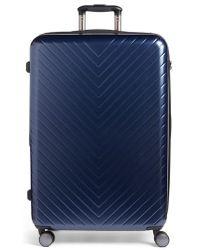 Nordstrom - Chevron 29-inch Spinner Suitcase - Lyst