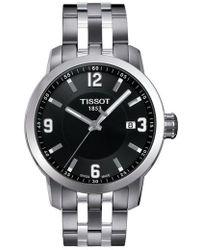 Tissot - Prc200 Bracelet Watch - Lyst