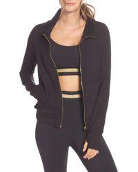 Kate Spade - Fleece Lined Jacket - Lyst