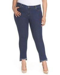 Marina Rinaldi - Idrante Super Stretch Jeans - Lyst