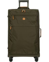 Bric's X-bag 30 Inch Spinner Suitcase - Green