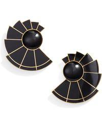Monica Sordo - Nautilus Ear Fan Earring - Lyst