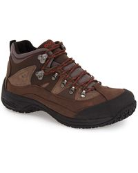 Dunham 'cloud' Waterproof Hiking Boot - Brown