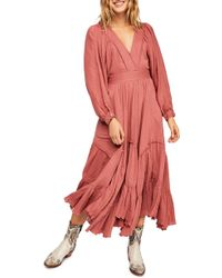 Free People Endless Summer By I Need To Know Maxi Dress - Pink