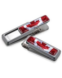 M-clip - M-clip Canadian Flag Money Clip - Metallic - Lyst