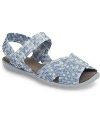 Bernie Mev Balmy Sandal - Multicolor