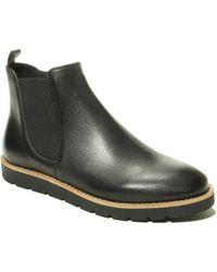 Vaneli Jonit Chelsea Boot - Black