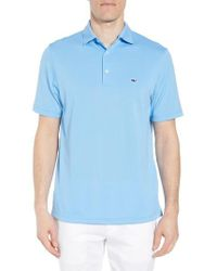 Vineyard Vines - Tempo Regular Fit Sankaty Performance Pique Polo - Lyst