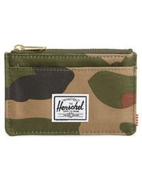 Herschel Supply Co. | Oscar Card Case | Lyst